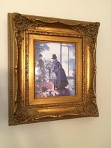 Ornate Framed Victorian Art in 29 Palms, California