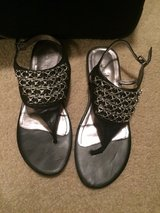 Size 9.5 Nine West sandals in 29 Palms, California