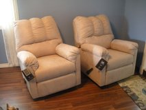 2 Brand New Recliners! never used in Conroe, Texas