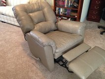 GOOD CONDITION - Leather Recliner in Columbia, South Carolina