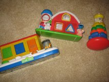 3 toddler toys in Houston, Texas