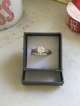 Sterling silver bridal set in Batavia, Illinois
