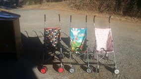 Strollers in Temecula, California