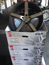 "DUB 20"" WHEELS in Miramar, California"