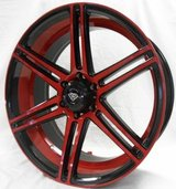 "22"" COSTUME WHEELS in Miramar, California"