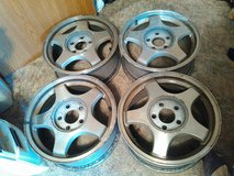 5x115  16'' Rims off of an 02 impala LS (Rims Only) in Fort Leonard Wood, Missouri