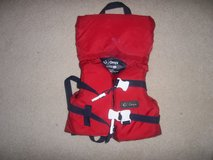 Childs life jacket - infant/child - less than 50 pounds in Brookfield, Wisconsin