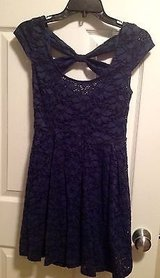 NWT Jessica Simpson Blue Lace Dress in 29 Palms, California