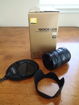 Nikkor AF-S 18-200mm f/3.5-5.6 G ED VR Lens in Travis AFB, California