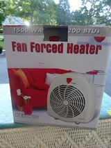 Fan Forced Heater in Batavia, Illinois