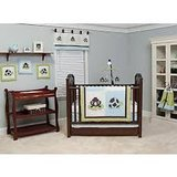 Pam and Grace Frogs crib bedding set in 29 Palms, California