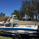 Malibu Echelon competition boat in Fairfield, California