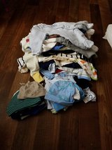 Baby boy clothes in Barstow, California