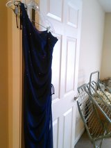 Size 11/12 Blue Ball Gown. in Beaufort, South Carolina