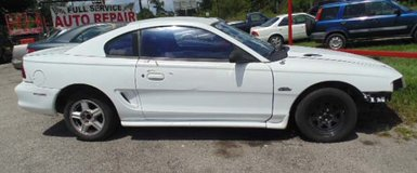 1996 Ford Mustang GT in The Woodlands, Texas