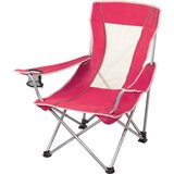 Ozark Trail Mesh Sling Folding Chair (Pink) - NEW! in Aurora, Illinois