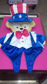 Duffy the Disney bear clothes in Yucca Valley, California