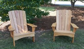 Adirondack Chairs in Byron, Georgia