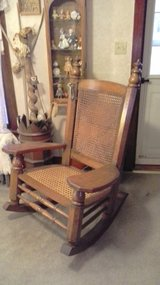 OAK ROCKING CHAIR in Morris, Illinois