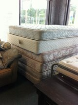 Full Size Mattress Sets and Different Style Bed Frames Available in Fort Polk, Louisiana