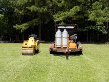 Asphalt Reclamation Machine  /LP Gas with Hydraulics in Sanford, North Carolina