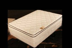 Factory Direct ~ New Full Size Natural Bamboo Mattress Set in Beaufort, South Carolina