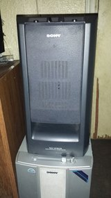 Sony SA-W303 Subwoofer 35 watts in Perry, Georgia
