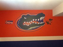 Florida Gators Fathead Wall Stickers in Fort Leavenworth, Kansas