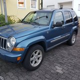 2006 Jeep Liberty Limited in Wiesbaden, GE