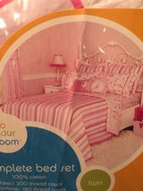 Princess Comforter/bedroom set in Chicago, Illinois
