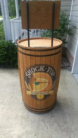 Shock Top barrel with shelving - Unique One-of-a-Kind in Camp Lejeune, North Carolina