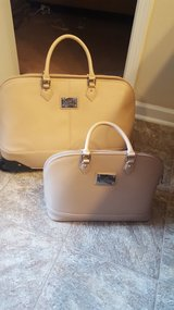 Brand new leather luggage tote and purse in Hinesville, Georgia