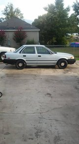 car for sale clean as a whistle, great on gas, nice car for a student in Warner Robins, Georgia