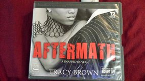 Aftermath by Tracy Brown 12 discs Audiobook in Macon, Georgia