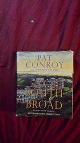 South Broad by Pat Conroy 16 discs Audiobook in Macon, Georgia