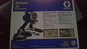 Graco Magnum X5 Airless  Paint Sprayer in Alamogordo, New Mexico