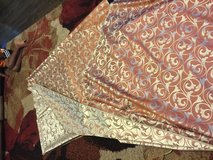 Curtain material - 27 yards in Plano, Texas