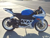 2013 SUZUKI GSXR 750 in Camp Pendleton, California