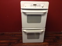 GE Double Oven White in Tomball, Texas