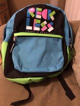 Young & Reckless Artistic Backpack Blue School Bag in Fort Campbell, Kentucky