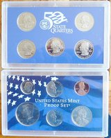 2005 11 Coin Proof Set in Baumholder, GE