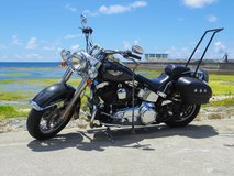 2008 Harley Davidson Softtail Deluxe low miles 1Hd in Okinawa, Japan