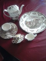Beautiful English coffee service 6 people in Baumholder, GE