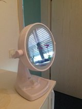 Double-sided magnifying vanity mirror in Ansbach, Germany