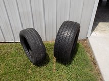 Tires for Sale:1- Goodyear Eagle GT 245/50/R16 ($45) in Sanford, North Carolina