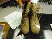 Tan Gortex lined Boots in Fort Campbell, Kentucky