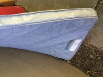 Huge dog bed/daubed mattress in Travis AFB, California