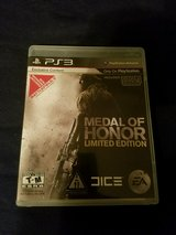Medal of Honor for PS3 in Camp Lejeune, North Carolina