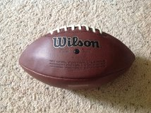 Wilson NFL Leather Football - NEW in Camp Lejeune, North Carolina