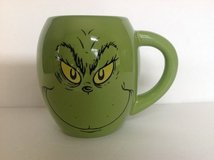 DR. SEUSS THE GRINCH MUG ( Large ) in Naperville, Illinois